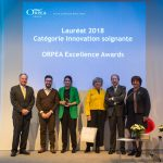 ORPEA Madrid Buenavista, galardonada en los 4th ORPEA Excellence Awards de París