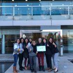 Grupo Indukern dona más de 6.000 euros a la Fundación Josep Carreras contra la Leucemia