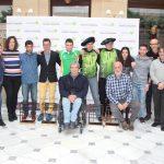DomusVi Ribera acoge la primera edición de los premios PARA TOD@S organizada por el medallista paralímpico Javi Conde