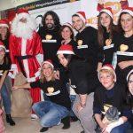 Rostros conocidos se suman a la campaña de ABG #Ningún Mayor Sin Regalos en Navidad