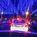 La Fundación Alicia y Guillermo y mytaxi España comparten luces navideñas con Personas Mayores de una residencia