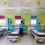 ALTRO ACTUALIZA LA NUEVA UNIDAD DE EMERGENCIAS PEDIÁTRICAS DEL HOSPITAL DE MILTON KEYNES EN EL REINO UNIDO.