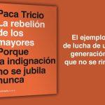 Paca Tricio publica libro en 2019
