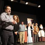 Inicio de las obras de teatro del Certamen de Artes Gente mayor 2019