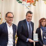 Amavir Cartagena, distinguida por el Ayuntamiento de la ciudad por su compromiso con el fomento del empleo local