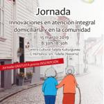 El Gobierno de Navarra y Fundación Pilares organizan  la  Jornada sobre 'Innovaciones en atención integral domiciliaria y en la comunidad'