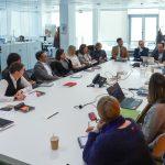 DCH, DKV y Gympass promueven el bienestar de las empresas en la primera Comisión de Salud y Bienestar de 2019