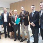 El Servicio Murciano de Salud y MSD firman un acuerdo de colaboración para mejorar la atención de los pacientes
