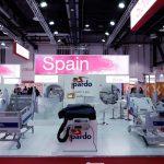 Un año más, Ibernex presenta en Arab Health, de la mano de Pardo