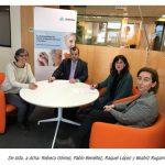 Los trabajadores sociales de Cantabria seguirán beneficiándose de los servicios de teleasistencia de Atenzia