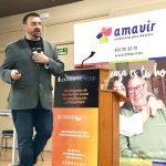 """Más de 80 personas asisten a la Jornada Amavir de Trabajo Social en Valladolid, bajo el título """"Herramientas de intervención social"""""""