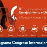"""ll Congreso Intersectorial de Envejecimiento y Dependencia """" Zahartzea eta menpekotasunaren II kongresu intersektoriala"""""""
