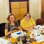 Las directoras Servicios Sociales y Gestión de Derechos Sociales asisten a la Comisión Delegada Dependencia