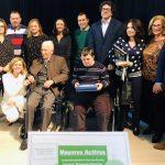 XIX Encuentro Mayores 'Rompiendo distancias' Mancomunidad Cangas de Onís, Amieva y Onís