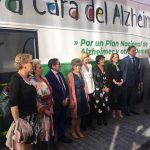 """La campaña """"La nueva cara del Alzheimer"""" recorrerá toda España en dos autobuses"""