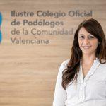 La presidenta del ICOPCV, primera valenciana candidata a formar parte de la dirección de la Federación Internacional de Podiatras