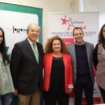 Federación Autismo Madrid y el Colegio de Logopedas de Madrid firman un convenio de colaboración para la mejora de la calidad de vida de las personas con autismo