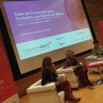 Fundación SOLTI celebra en el CNIO una nueva sesión de sus talleres de formación para pacientes