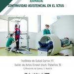 """Jornada """"CONTINUIDAD ASISTENCIAL EN EL ICTUS"""""""