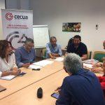 CECUA propone a los sindicatos un preacuerdo de aumento de salarios vinculado a un mayor presupuesto y un aumento de las tarifas de las plazas públicas