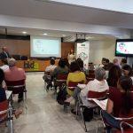 GUM® y BIDAFARMA forman a los farmacéuticos de Sevilla sobre la relación existente entre diabetes y periodontitis