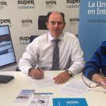 Convenio marco de colaboración entre SUPERCUIDADORES y SPRODE