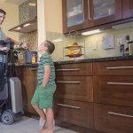 ILUNION trae a España el 'segway' para personas con paraplejia