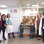 El Centro de Salud Rafael Alberti gana el II Concurso de Belenes en centros sanitarios