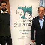 Amavir colabora en el proyecto de «Ciudad amigable con las personas mayores» del Ayuntamiento de Alcalá de Henares