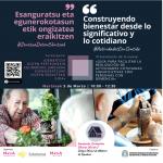 Jornada «Construyendo bienestar desde lo significativo y lo cotidiano»