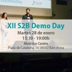 El XII S2B Demo Day presenta 10 startups de alto impacto