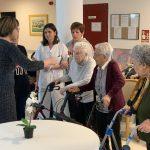 Amavir se une al proyecto intergeneracional «Convivencia» de la Fundación Esfera