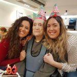 Las embajadoras de Adopta Un Abuelo en Jaén, premiadas en la Gala Jaén Mujer 2020