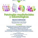 'Martes de Salud' dedica su sesión de enero a las patologías maxilofaciales y odontológicas