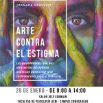 Jornada Arte Contra el Estigma – Programa 29 de enero