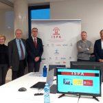Reunión del consejero de Salud con el comité científico Ispa