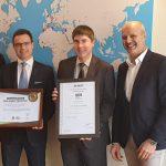 Serunion recibe la primera certificación de comedor sostenible de AENOR