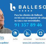 Ballesol e Iris ponen en marcha un nuevo servicio para las personas mayores