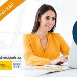 Abierto el plazo de inscripción para más de 1.000 plazas en cursos online del SEPE para trabajadores, autónomos y emprendedores