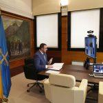 El Gobierno de Asturias blinda la asistencia a domicilio durante el estado de alarma para garantizar el cuidado a las personas mayores
