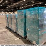 1.730 particulares donan 50.000€ en 72 horas a AUARA para llevar agua embotellada a hospitales de toda España con enfermos por coronavirus