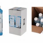"""CV19. Nuestro detergente MB-Cleaner ahora disponible ya diluido con agua y listo para su aplicación. """"Sacar de la caja y aplicar"""""""