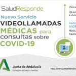 Salud Responde incorpora en la App un sistema de videoconferencias para atender casos de coronavirus