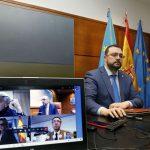 El Gobierno de Asturias retoma el plan para acabar en septiembre con la lista de espera de dependencia mediante el refuerzo de personal
