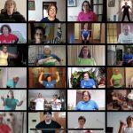 Más de 2.000 mayores de la provincia se unen a la campaña de la Diputación #yo me muevo en casa