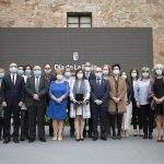 Logroño y La Rioja reconocen a la Farmacia riojana por su actuación ante la COVID-19