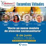 I Encuentro Virtual «Hacia un nuevo modelo de atención sociosanitaria»
