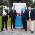 El Círculo de la Sanidad, galardonado con la distinción 'España en el corazón' por su contribución a la lucha contra el coronavirus