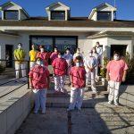 El Centro de Mayores Casaverde de la localidad madrileña de Villamanta pone en valor el trabajo de sus profesionales