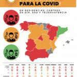 """Andalucía en """"alerta"""" ante los rebrotes en residencias"""